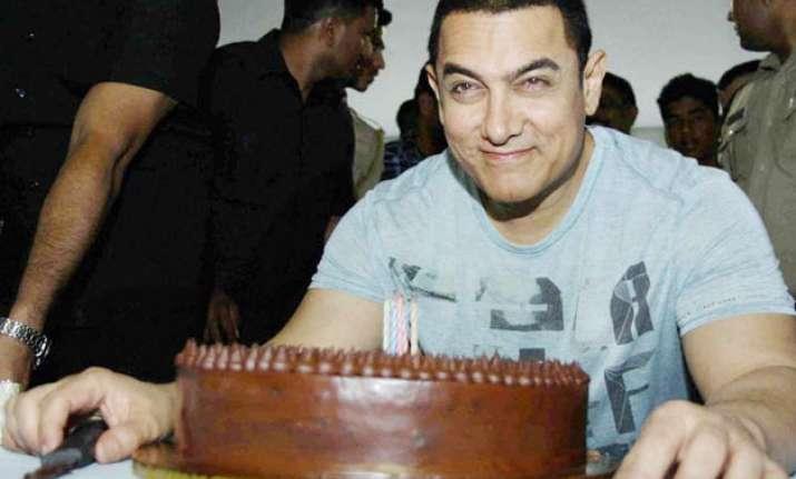 Aamir Khan 51st birthday