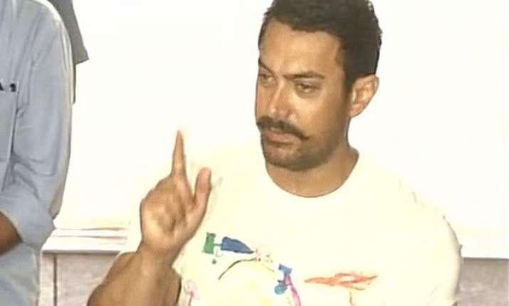Aamir Khan Intolerance