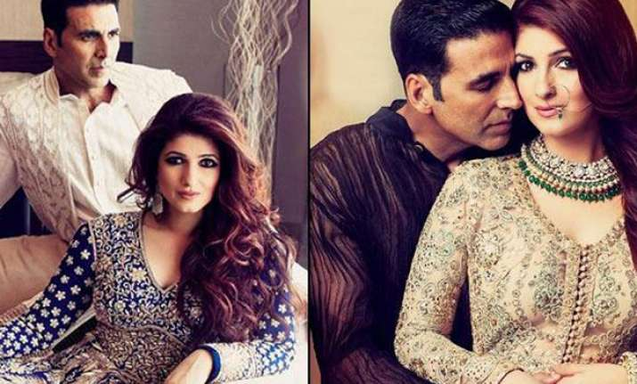Akshay Kumar and Twinkle are one of the most stylish