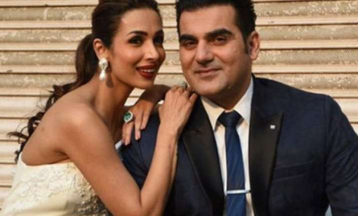 Malaika Arora and Arbaaz Khan