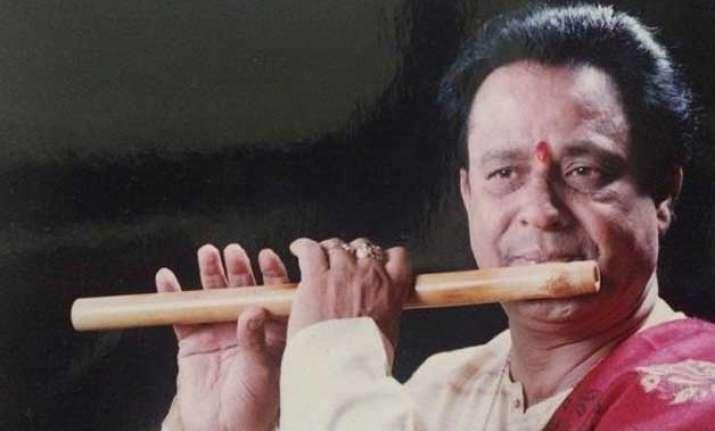 Flautist A.V. Prakash