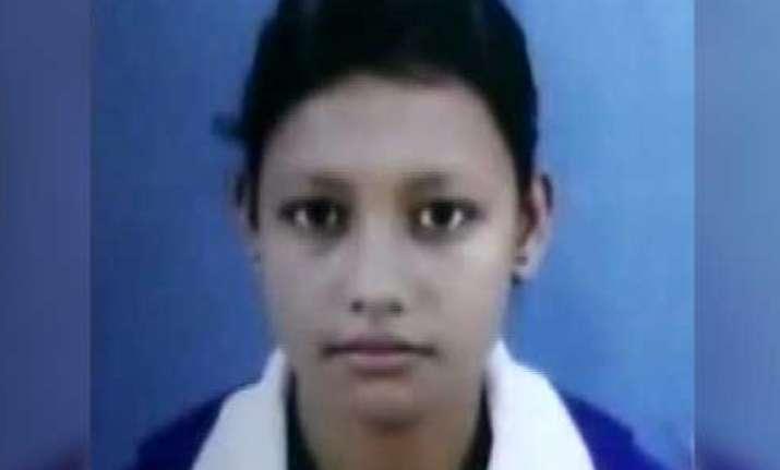 Volleyball player Sangita Aich