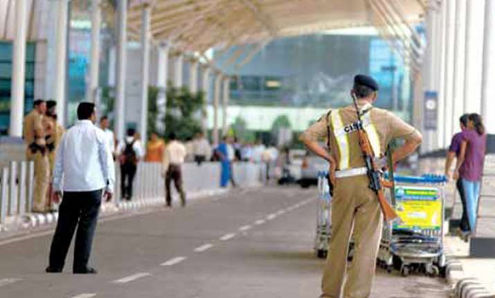 No CISF cover at 27 important airports