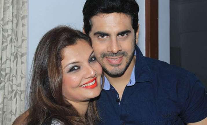 Deepshika Nagpal with ex-husband Kaishav Arora