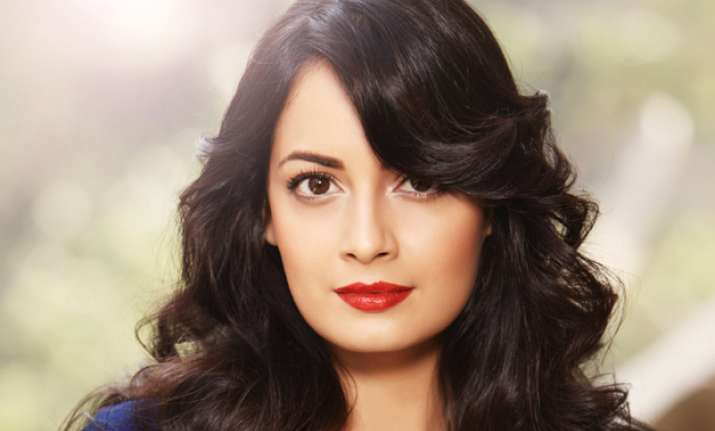 Dia Mirza has clarified that just called for water