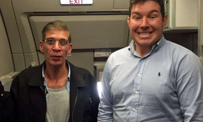 British man's selfie with EgyptAir hijacker goes viral