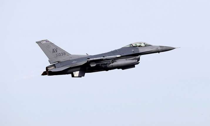 US F-16 fighter jet crashes in Afghanistan