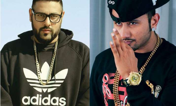 Badshah and Honey Singh