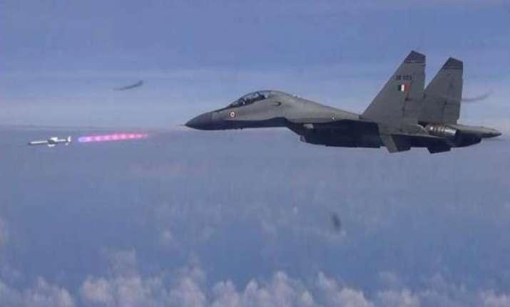 IAF Astra missile