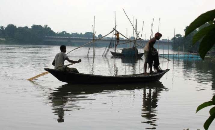 Indian fishermen