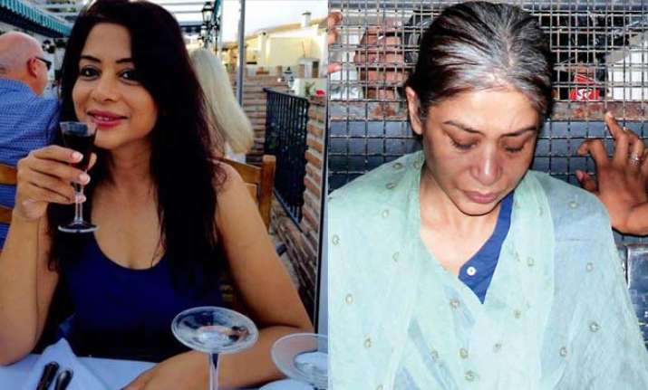 Indrani then and now