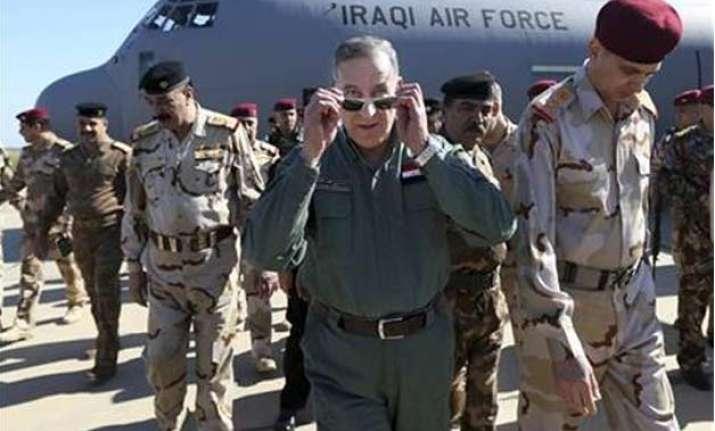 Iraqi Defense Minister Khaled al-Obeidi
