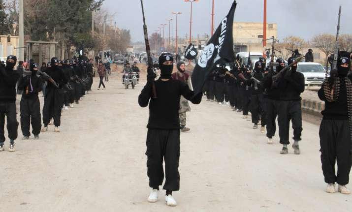 IS militants, representative image