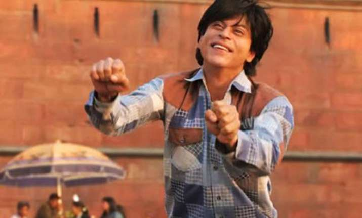 Shah Rukh Khan in Jabra Fan
