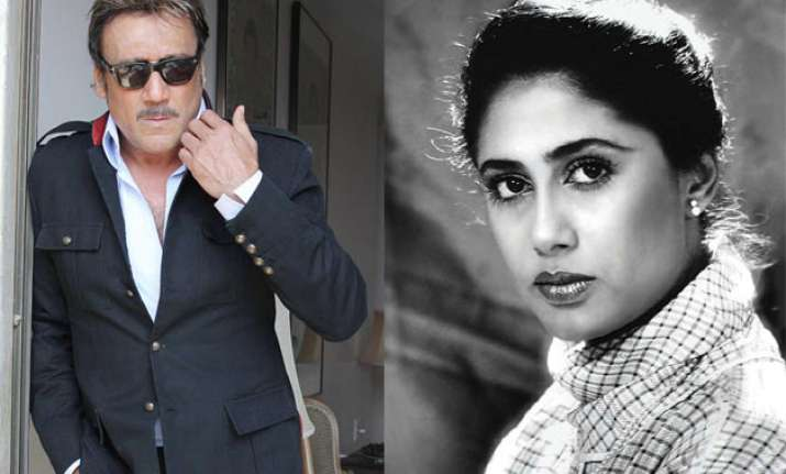Jackie Shroff, Smita Patil