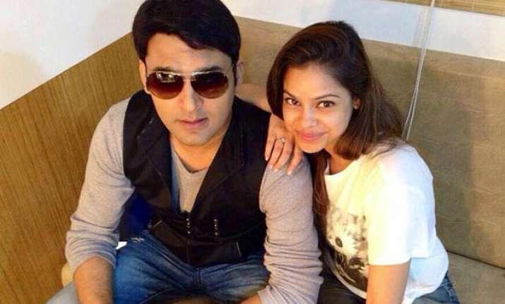 Kapil sharma with his original wife