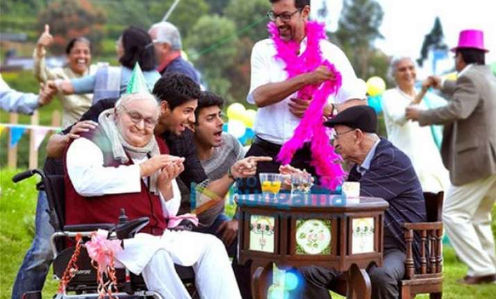 A still from 'Kapoor and Sons'