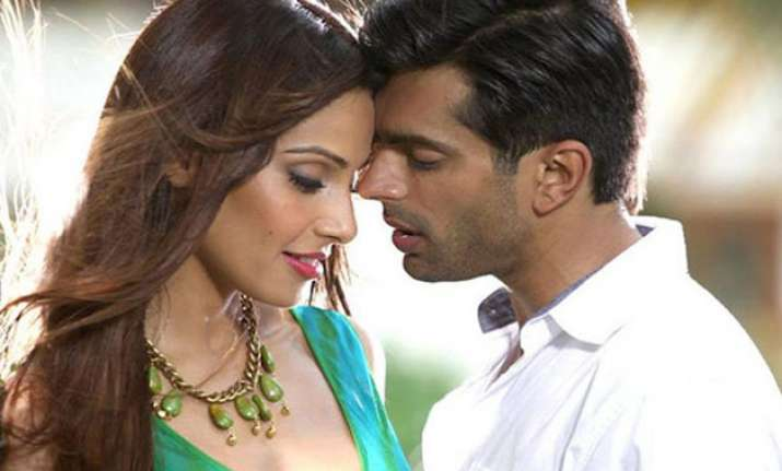 Bipasha Basu with Karan Singh Grover