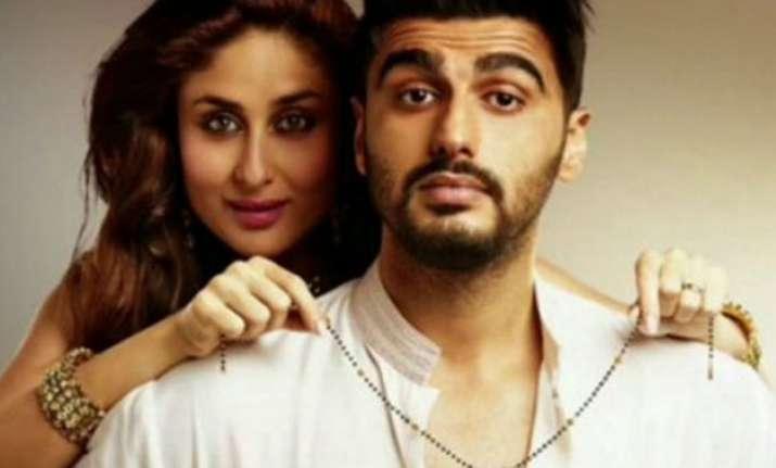Lad 'KI' Kareena and Lad 'KA' Arjun
