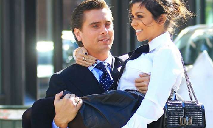 Kourtney and Scott have announced their reunion through