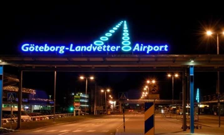 Landvetter Airport, Gothenburg, Sweden