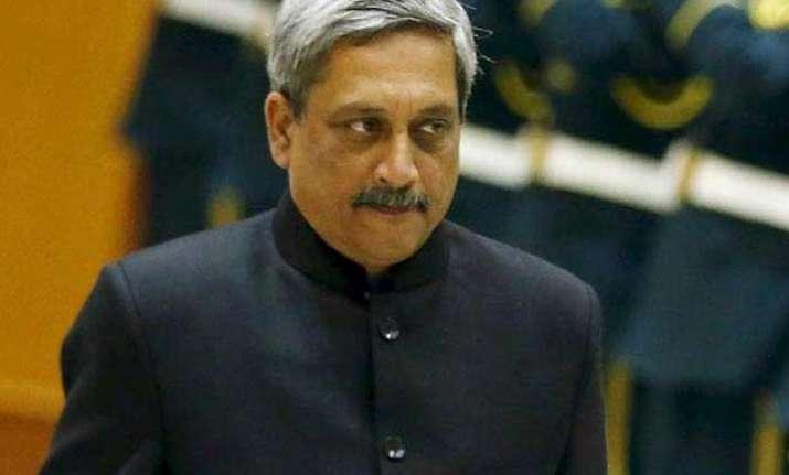 Manohar Parikar