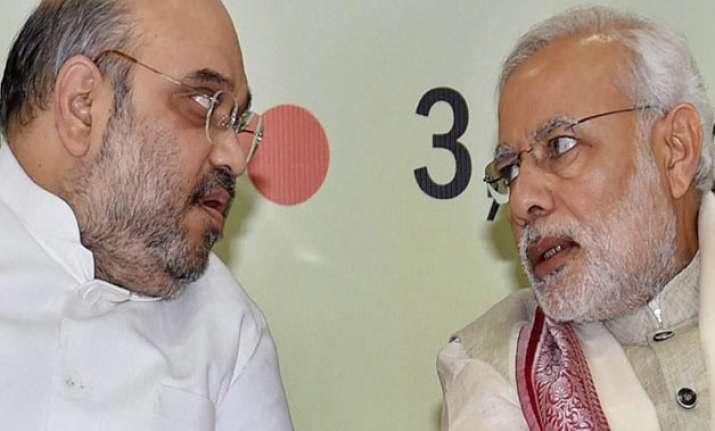 Amit Shah-Narendra Modi