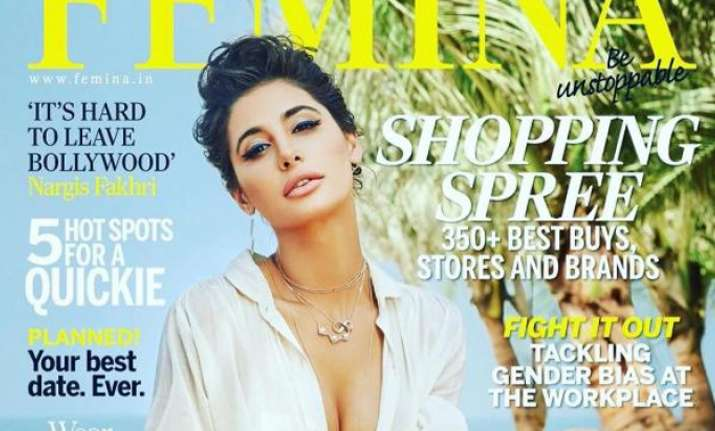 Nargis Fakhri is raising the temperatures with her latest