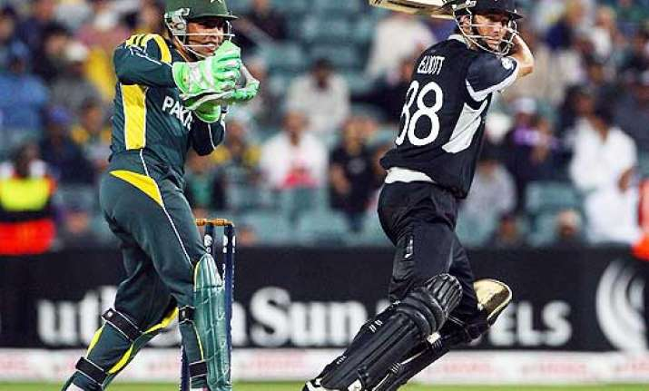 Pak vs New Zealand