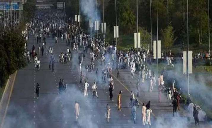 More than 700 pro-Qadri protestors were arrested in
