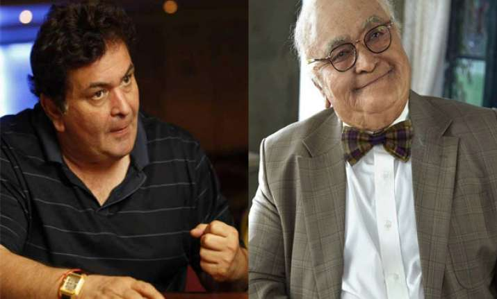 Rishi Kapoor in Kapoor and Sons