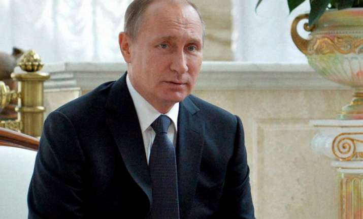 russia president
