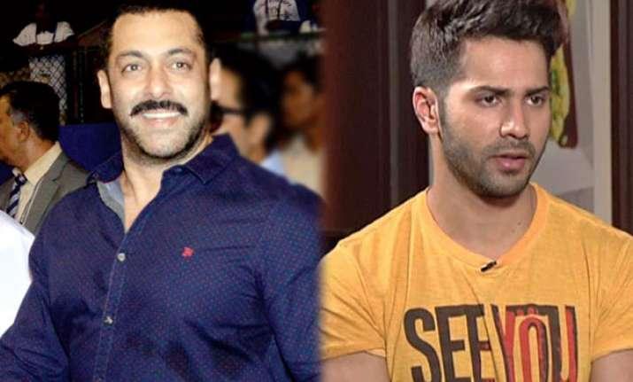 Salman and Varun