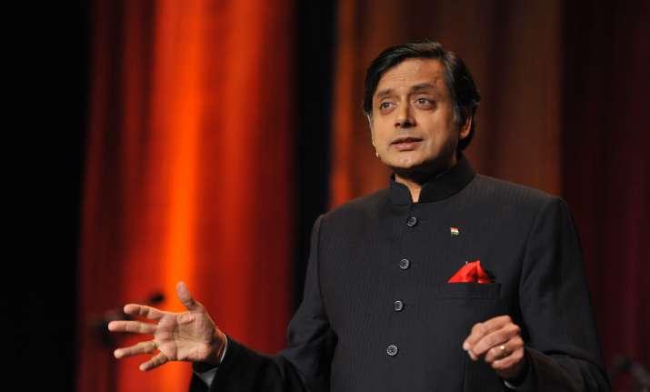 Shashi Tharoor, Congress MP