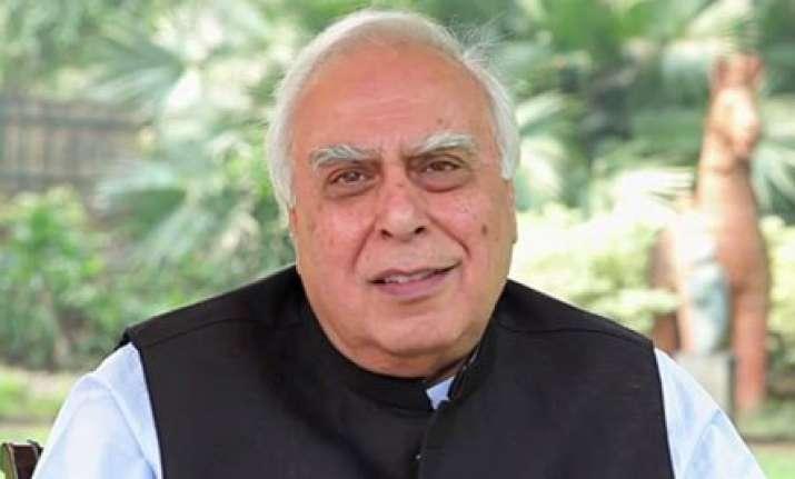 kapil Sibal