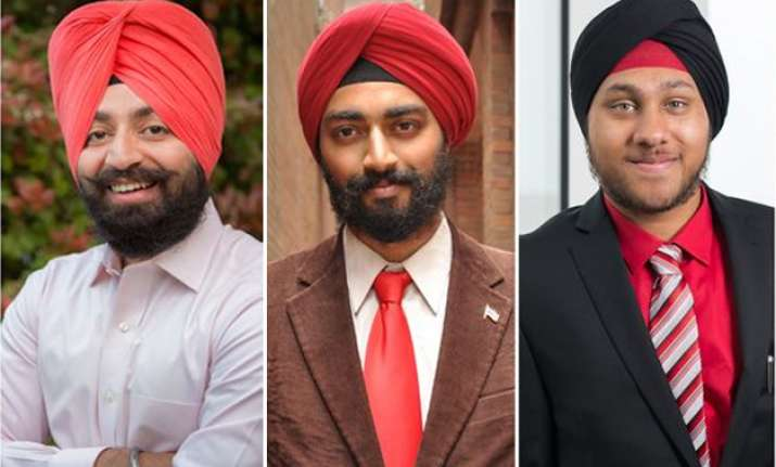 3 Sikh soldiers file lawsuit against US Defence Department