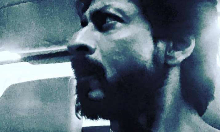 Shah Rukh Khan's look in 'Raees'