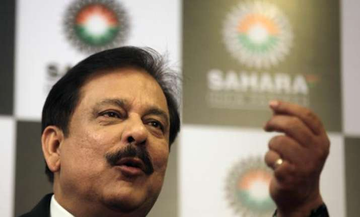 Subrata Roy, Chairman, Sahara Group