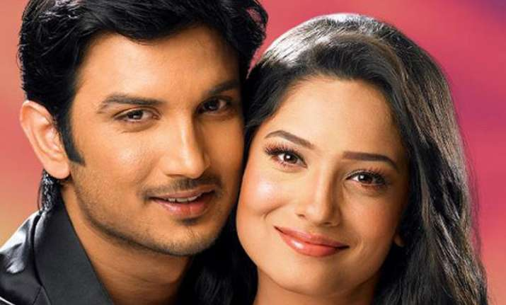 Sushant Singh and Ankita Lokhande