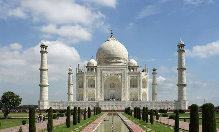 Taj Mahal tops the list of monuments that earned most