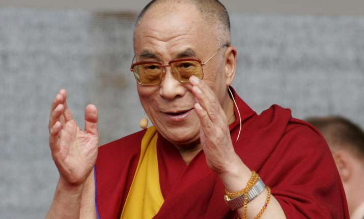 Tibetan spiritual leader Dalai Lam
