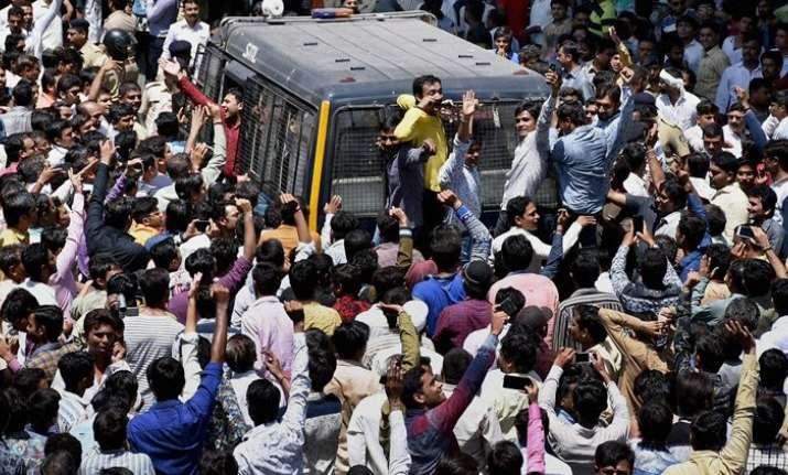 Patel quota stir: Curfew withdrawn in Mehsana but internet