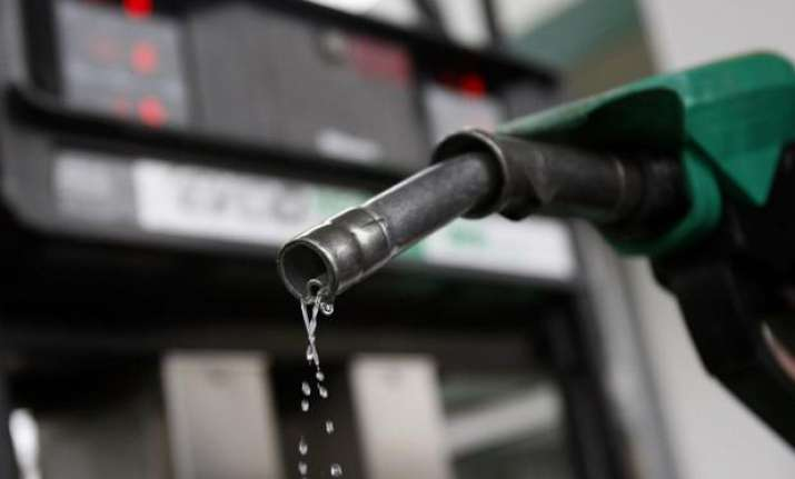 Prices of petrol and diesel have been hiked with effect