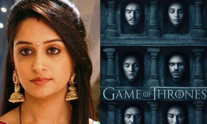 Sasural Simar Ka and Game of Thrones