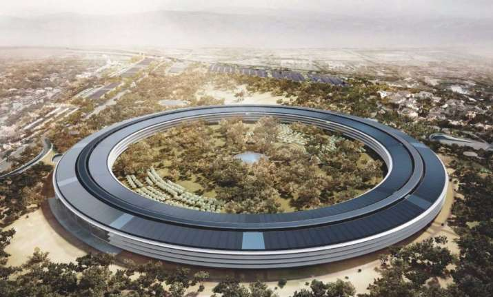 apple cupertino office. Apple Campus Cupertino Office A