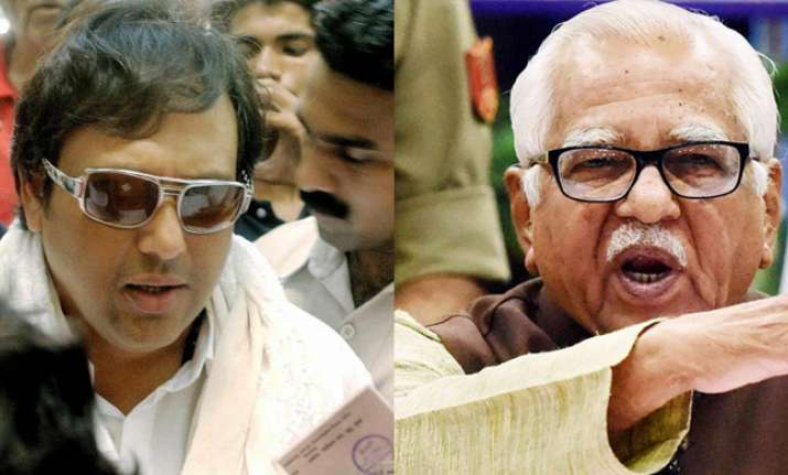 Govinda Used Dawoods Might To Defeat Me In 2004 Election UP