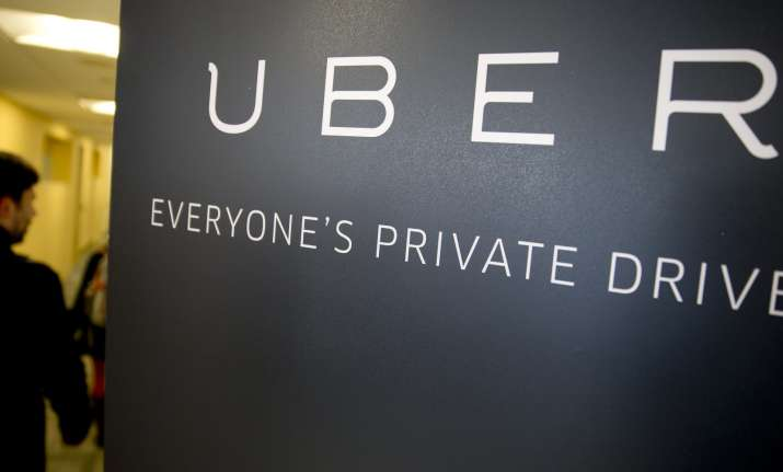 Uber cab sees high growth in Indian ridership
