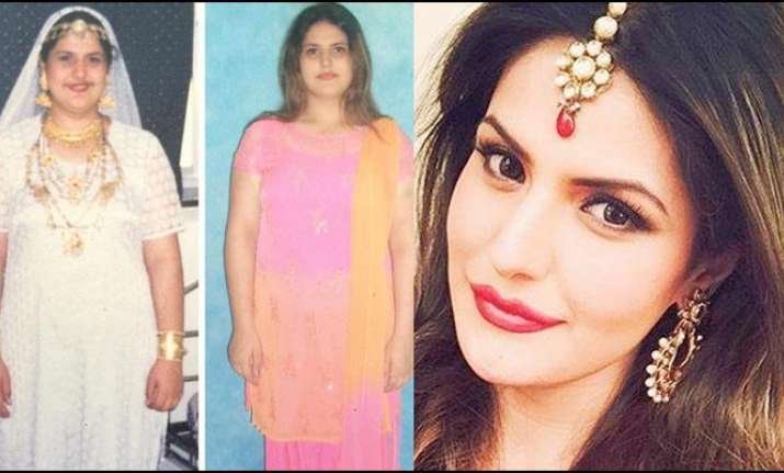 Zareen khan talks about endorsing weight loss pills bollywood news zareen khan weight loss ccuart Image collections