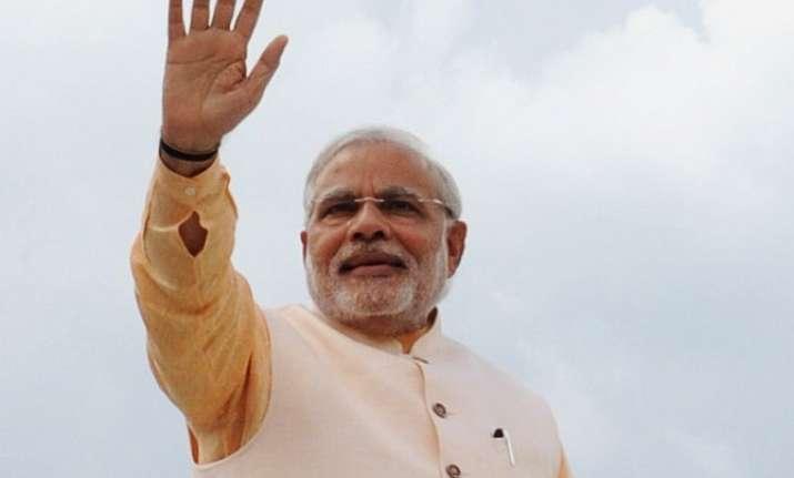 PM Modi to embark on 5-nation trip tomorrow; blackmoney ...