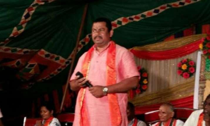 Telangana BJP legislator T. Raja Singh Lodh